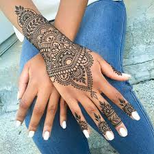 12 interesting henna tattoos for henna lovers community