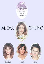 hairstyles for long chins hairstyles for oblong face shapes beauty hair pinterest
