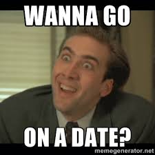 Date Meme - kiss and tell update with brian and rachel kiss 103 1