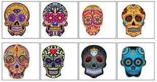 buy sugar skull temporary tattoos in cheap price on alibaba com