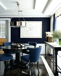 Navy Blue Dining Room Chairs Navy Blue Velvet Dining Chairs Gorgeous Amazing Blue Dining Room