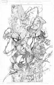 spiderman green goblin harveytolibao deviantart