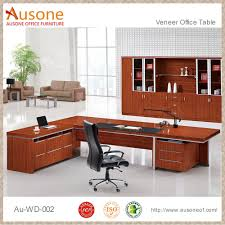 Solid Wood Executive Office Furniture by Solid Wood Executive Desk With Wire Box Antique Office Table Buy