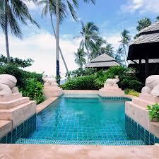 accommodations 2 bedroom beachfront pool villa koh samui fair