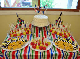 decorations cute barby decoration for children party with