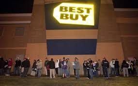 best door buster deals black friday best buy black friday photos and images getty images
