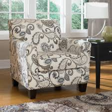 yvette steel accent chair w loose seat cushion by ashley