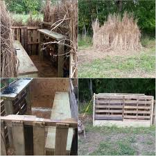 Duck Blind Images Diy Pallet Blind Hunting Pinterest Pallets Buffalo And Grasses