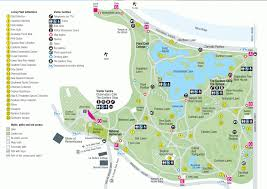 Royal Botanical Gardens Melbourne Map Royal Botanic Gardens Melbourne Address Parking Map