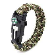 paracord braided bracelet images Braided bracelet men paracord survival bracelet outdoor camping jpg