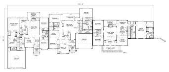 multi unit house plans multi level multi unit house plans home