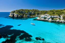 top 10 beaches with the clearest waters in the world menorca and