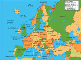 4 american cultures map traveling and doing business in europe intro american culture