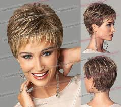 practical and easy care hairstyles for women in their forties pixie cut with bangs glasses google search hair styles