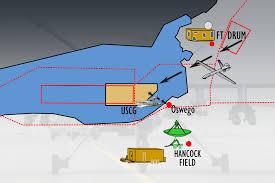 Syracuse Ny Map Air And Coast Guard To Conduct Lake Ontario Drone Exercise