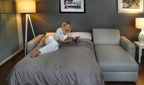 marco sofa bed with storage chaise view in your room houzz