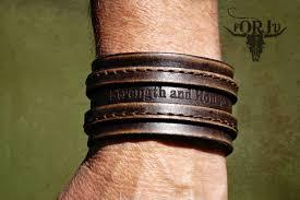 leather bracelet cuff women images Tremendous mens leather cuff bracelets vintage bracelet genuine jpg