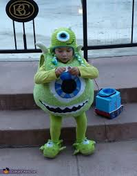 Monster Boo Halloween Costume Mike Monsters Costume Monsters Costumes Costume Works