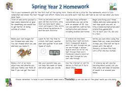 homework ks1