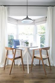 bay window seat dining imanada photos hgtv round room table and