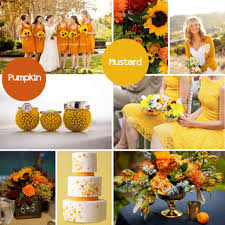 fall wedding color palette more wedding color palettes for fall fiftyflowers the