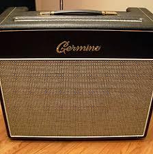 Germino 2x12 Cabinet Germino Amplifiers 1x12 Combo