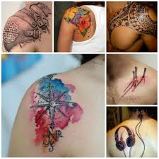 the best shoulder tattoos designs latest small tattoo designs 2016 danielhuscroft com