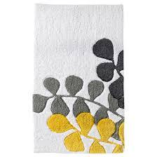 Yellow Bath Mat Decorating Vivacious Target Bath Rugs With Elegant Pattern Amd