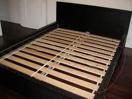 Queen Platform Bed With Storage And Headboard Bed Frames Brimnes Bed Frame With Storage Black King Platform