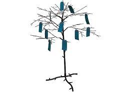 metal tabletop display tree metal ornament tree display tree