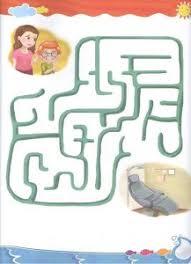 free printable maze worksheets for kids preschool and kindergarten