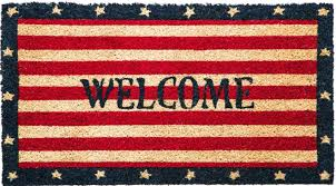 decorative welcome mats home decor 2017