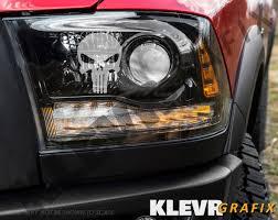 jeep wave sticker headlight decals ebay