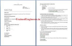 engine design engineer sample resume download engine design