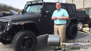 starwood motors kevlar paint customized kevlar jeep wrangler unlimited at collierville jeep