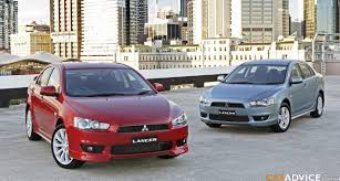 2008 mitsubishi lancer overview photos 1 of 27