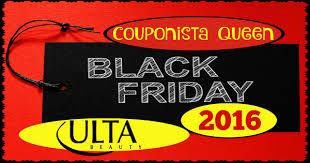 ulta black friday ad 2016 couponista saving