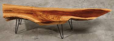 Hardwood Coffee Table Customized Coffee And Console Tables By Wood Fusion