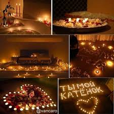 Valentines Day Romantic Decor by Cute Surprise Event U003c Boyfriend Gift Ideas With Romantic Bedroom