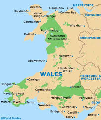 where is wales on the map cardiff maps and orientation cardiff south glamorgan wales