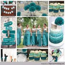 Teal Wedding The 10 All Time Most Popular Wedding Colors