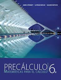 9786074817775 precálculo matemáticas para el cálculo 6a ed