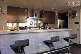 photo de cuisine ouverte cuisine ouverte design c0309 mires