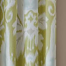 Echo Design Curtains Lanterna Window Curtain Panels 100 Cotton Bedbathandbeyond