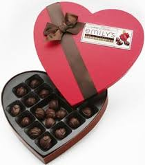 chocolate heart candy candy addict candy review emily s chocolate covered