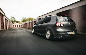 volkswagen grey wallpaper tuning volkswagen golf mk5 stance grey motion auto back