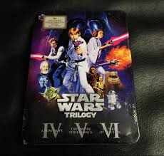 star wars trilogy best buy exclusive collectible tin us movie