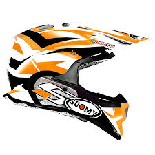suomy motocross helmet suomy alpha bike off road moto helmet ebay