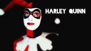 Batman Halloween Makeup by Harley Quinn Comic Book Villains Batman Halloween Makeup