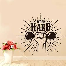 compare prices on vinyl gym decoration online shopping buy low